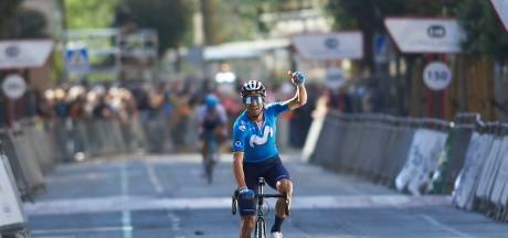582 jours plus tard, Alejandro Valverde renoue avec la victoire