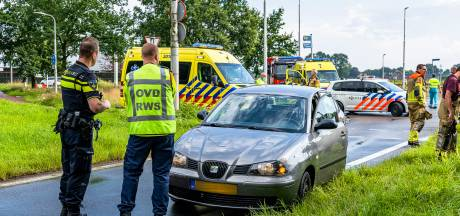 Fietser gewond bij aanrijding met auto in Berkel-Enschot