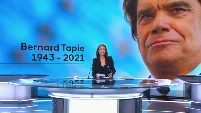 """""""Je n'ai pas ri pendant l'hommage à Tapie"""", Leïla Kaddour répond aux critiques après un bug de France 2"""
