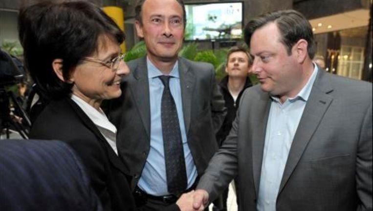 In debat gaan met Vlaams Belang ziet MR niet zitten. Beeld UNKNOWN