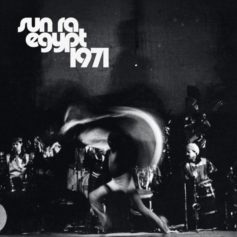 'Egypt 1971' (2020) van Sun Ra. Beeld RV