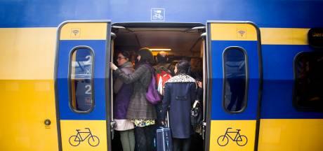 Tot 10.30 uur minder intercity's tussen Rotterdam Centraal en Dordrecht