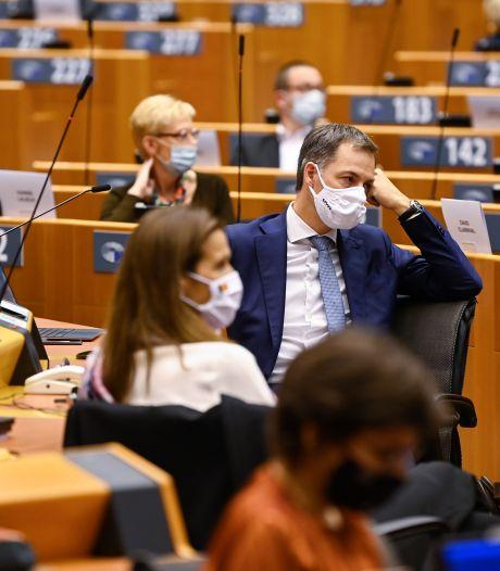 La Belgique confortée par l'Europe dans son idée de restreindre les voyages non essentiels