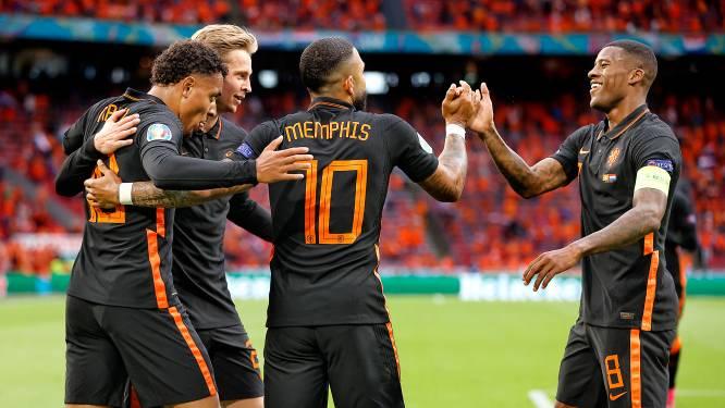 Toch geen opponent uit groep des doods: Oranje treft zondag Tsjechië in achtste finale