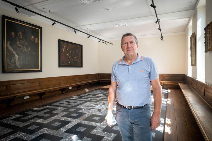 BORNEM De Abdij opent haar deuren voor Open Monumentendag. Gert Van Kerckhoven