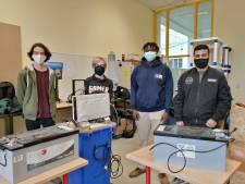 """Vier Gentse GO!-scholen samen genomineerd voor Accent Innovatiecampus: """"Met een stofzuiger en een computer een ventilatiesysteem gemaakt"""""""