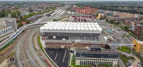 Operatie van 100 miljoen aan zuidkant station Zwolle: 'Dit is klaar rond mijn honderdste verjaardag'