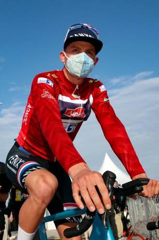 Mathieu van der Poel en Alpecin-Fenix verlaten UAE Tour na positieve coronatest van staflid