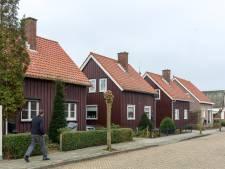 Geschonken houten watersnood-woningen in kaart gebracht