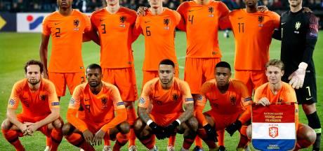 PSV'ers Bergwijn en Dumfries opnieuw in basisopstelling Oranje