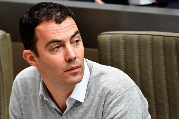 Stijn Bex (Groen) estime que Ben Weyts fait fausse route