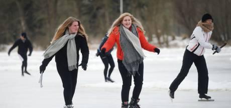 IJsbaan Zenderen open voor leden: '800 bezoekers te optimistisch'