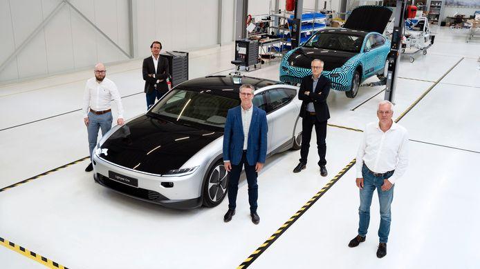 Lightyear laat de One bouwen door het Finse Valmet Automotive
