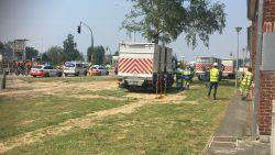 """Gasleiding beschadigd bij werken aan R6 in Mechelen: """"Hou ramen en deuren gesloten"""""""