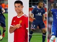 La révolution Messi et Ronaldo, le statu quo Mbappé, le retour de Lukaku: ce qu'il faut retenir de ce mercato historique