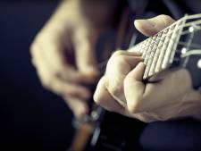 Coverband Bon Voyage speelt op HaringPop in Biervliet