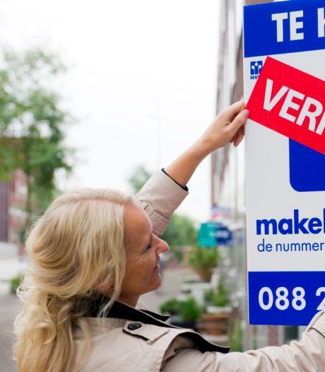 Brabantse huizenprijzen sterkst gestegen in Valkenswaard