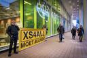 Eigenaar KPN maakte in januari bekend dat de merknaam XS4All verdwijnt.