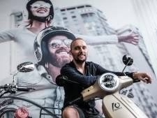 Armando was jehova en pleegde een overval, nu leidt hij een succesvol scooterimperium