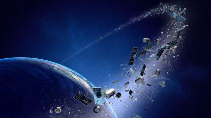 'Lost in space' maar niet ongevaarlijk