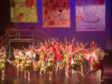 Achtstegroepers nemen De Lievekamp over: liefst 25 scholen willen musical in Oss' theater spelen