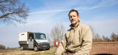 Victor Spijkerman blijft hopen op een oplossing, maar eet nog steeds niet echt: 'Wel af en toe een maaltijdshake'