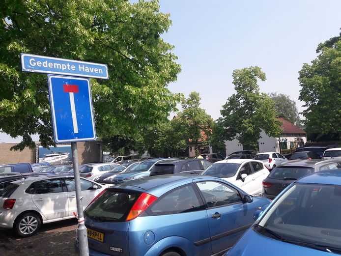 De auto blijkt in Waalwijk nog heel populair.