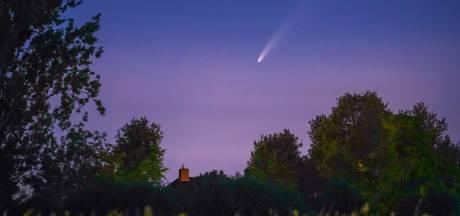 Heb jij komeet Neowise gespot? Stuur je foto in