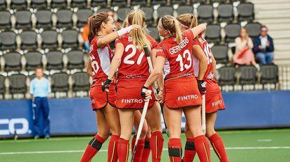 Red Panthers starten EK met vlotte zege tegen Tsjechië