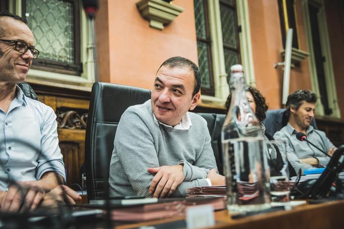 Resul Tapmaz op zijn laatste gemeenteraad