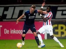 De Jong claimt tweede PSV-doelpunt tegen Willem II: 'Het was honderd procent mijn goal'