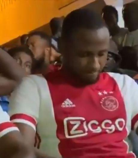 Blessure van Kudus komt hard aan in Ghana, oudere broer bijna in tranen