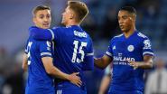 Belgen boven in Leicester: Praet scoort, Castagne geeft assist en forceert owngoal