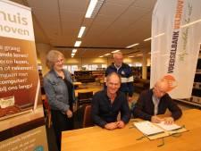 Samenwerking DigiTaalhuis en Voedselbank Veldhoven