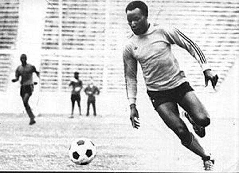 Godfrey Chitalu. Beeld
