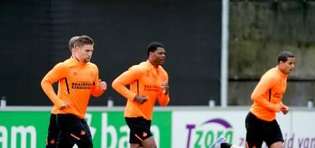 Keeper Mike van de Meulenhof verlaat PSV en kijkt uit naar nieuwe club