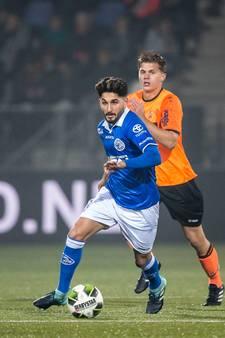 FC Den Bosch wint en klimt naar plek vijf