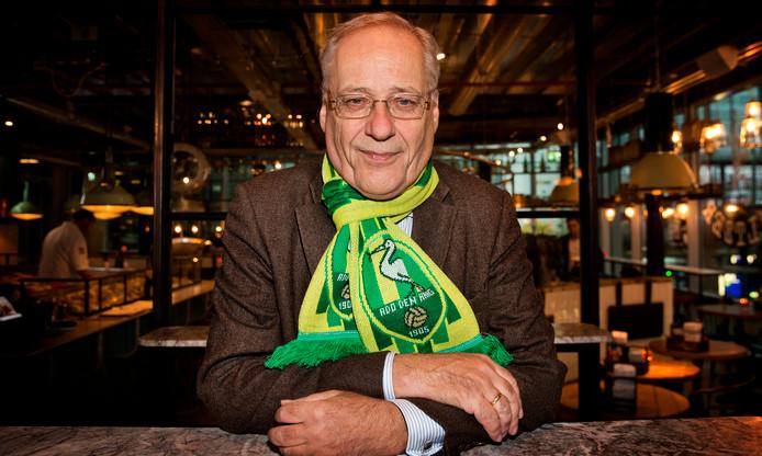 Wim Deetman werd ruim een jaar geleden benoemd tot commissaris van ADO Den Haag.