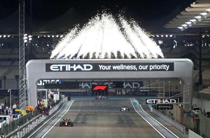 Max Verstappen was de laatste winnaar in Qatar