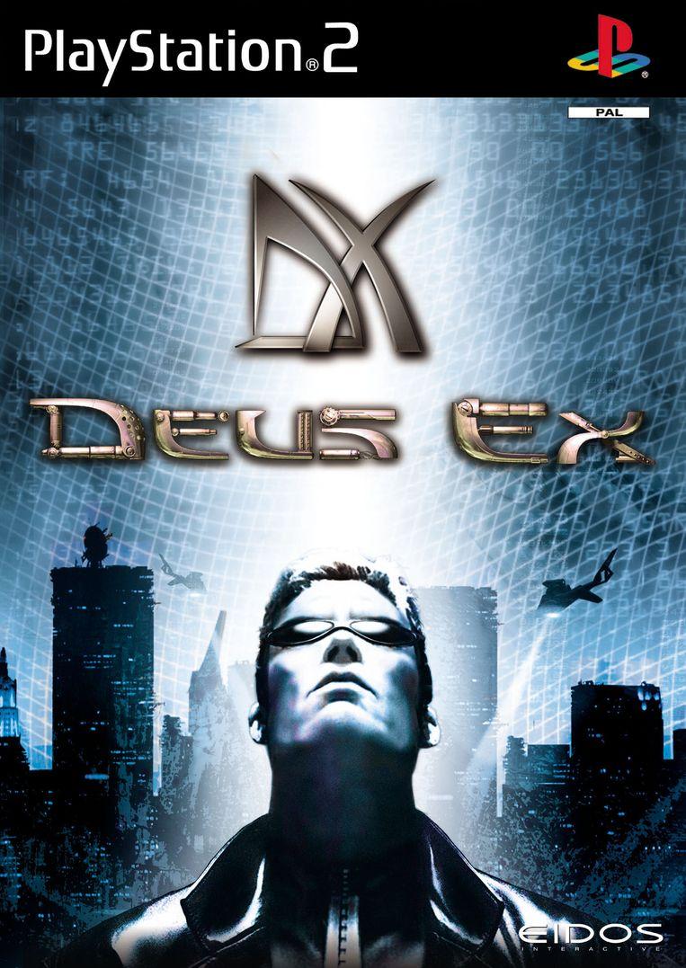 De verpakking van de PlayStation 2-versie van de game, die in 2001 verscheen. Beeld Square Enix