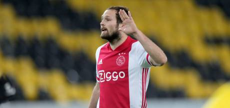Blind over makkelijk gegeven penalty: 'Dat is geen geluk'