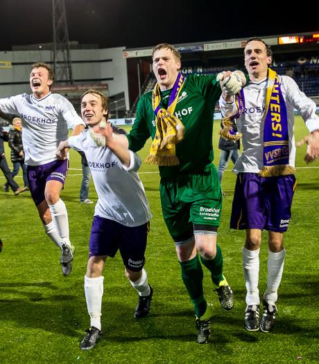 Minimaal zeven amateurclubs in tweede ronde KNVB-beker