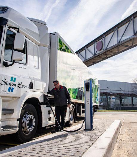 Worden vieze vrachtwagens voortaan geweerd uit dit deel van Amersfoort? Wél als het aan de gemeente ligt