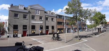 Appartementen op Albert Heijn Oude Vest; Wapenmagazijn maakt extra bouwlaag lastig