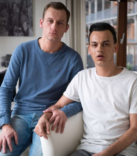 Ronnie en Jasper: opgelucht en teleurgesteld na horen strafeis