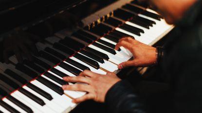 Pianist Tars Lootens speelt in De Brug