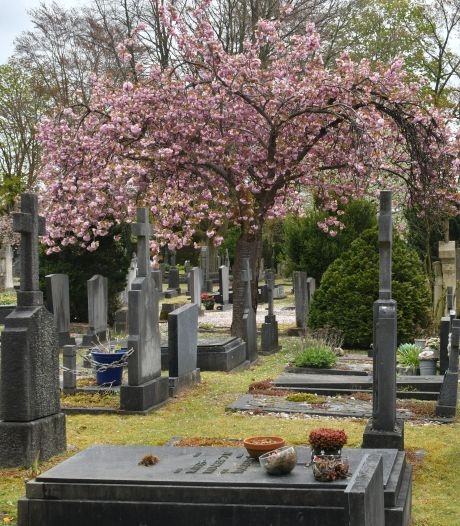 Maak van kerkhof in ruste aan Hengelosestraat in Oldenzaal een gedenkpark