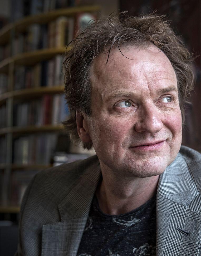Frank Westerman. Beeld Hollandse Hoogte / Patrick Post