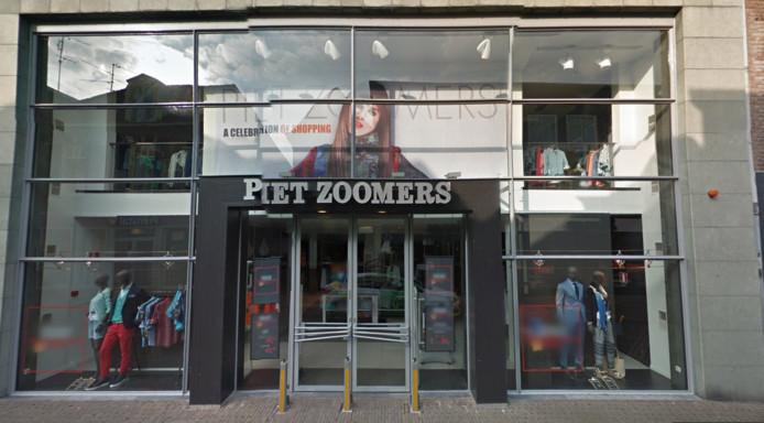 Het pand van Piet Zoomers in Doetinchem.
