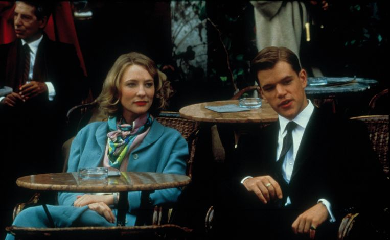 'The Talented Mr. Ripley' (2000).  Beeld Alamy Stock Photo